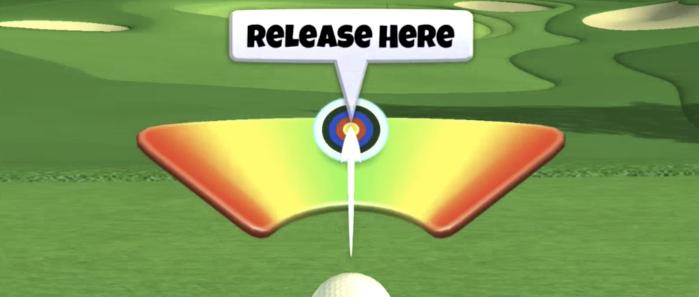 golf clash perfect shot guide