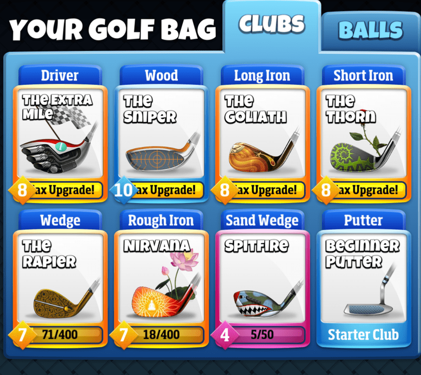*UPDATED* Use THESE Clubs in Golf Clash (Best Clubs) ⛳️