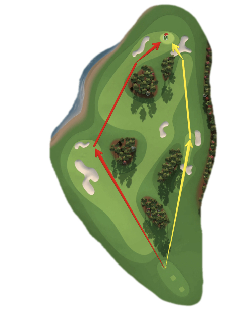 Southern Pines - Hole 5
