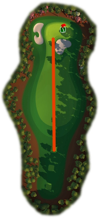Southern Pines - Hole 6