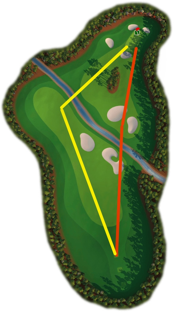 Southern Pines - Hole 7