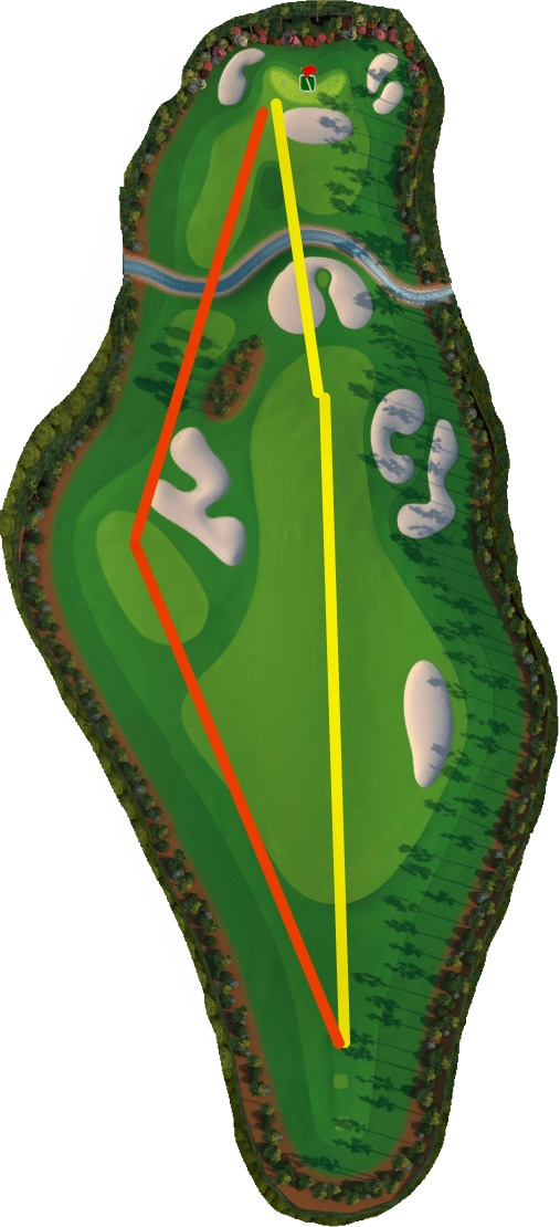 Southern Pines - Hole 8