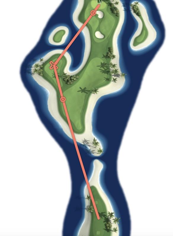 Coastal Classic Tournament - Hole 1