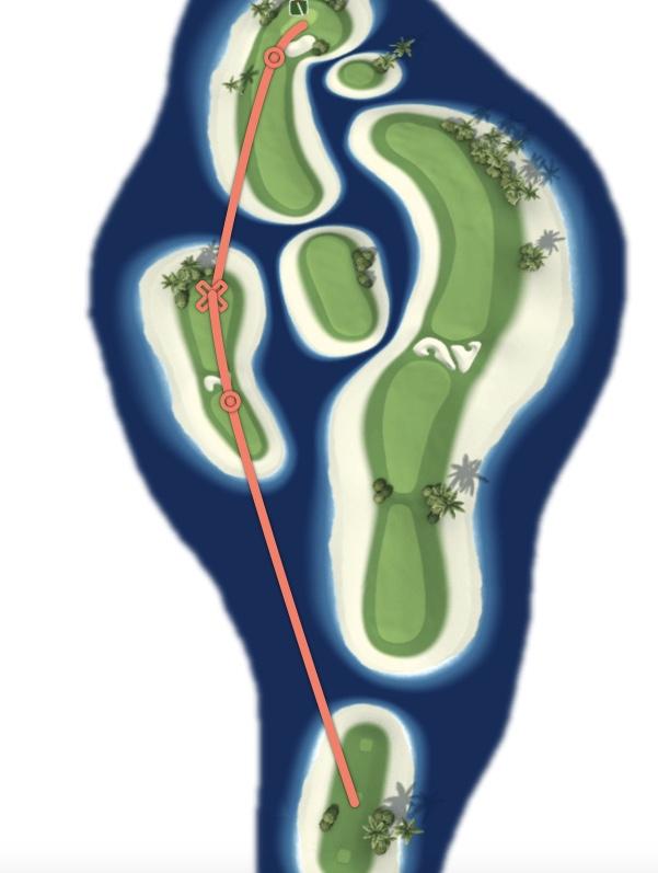 Coastal Classic Tournament - Hole 2
