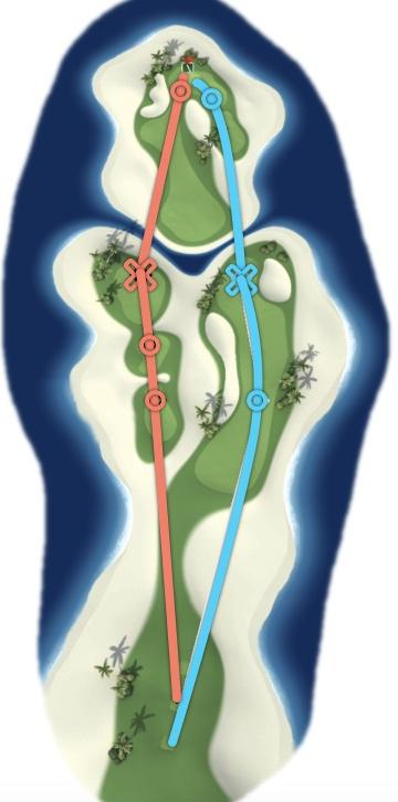 Coastal Classic Tournament - Hole 6
