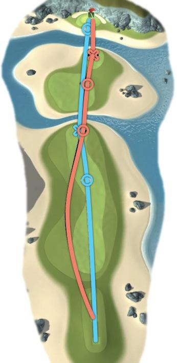 Coastal Classic Tournament - Hole 8