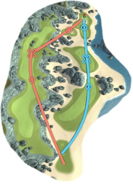 Coastal Classic Tournament - Hole 9