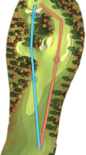 Great Outdoors Tournament - Hole 1