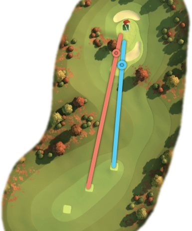 Great Outdoors Tournament - Hole 2