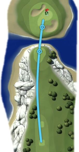 tour 5 - White Cliffs - Hole 4