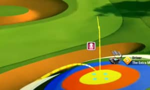 golf clash safari sunrise tournament text guide acacia reserve hole 4 drive