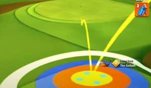 golf clash safari sunrise tournament text guide acacia reserve hole 5