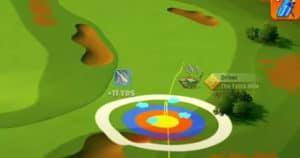 golf clash safari sunrise tournament text guide acacia reserve hole 6 drive