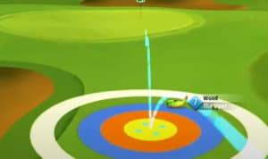 golf clash safari sunrise tournament text guide acacia reserve hole 6 second shot