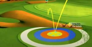 golf clash safari sunrise tournament text guide acacia reserve hole 7